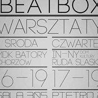 iBeatBox warsztaty