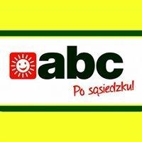 """Delikatesy """"U Róży"""". Sklep """"ABC""""."""
