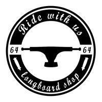 Ride With Us - Longboard shop