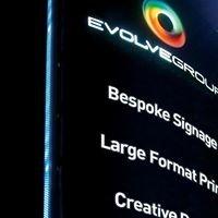 Evolve Group Ltd | Signage and Large Format Digital Print