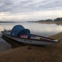 River Boat , Łodzie pychówki, pychówka
