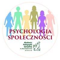 Psychologia Społeczności APS