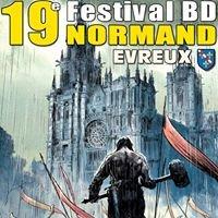 Festival de la BD et des Bouquinistes de l'Eure, retour à Evreux