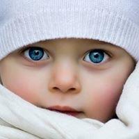 Occhi azzurri....