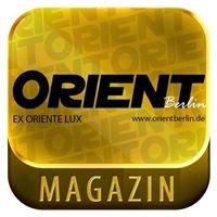 ORIENT Berlin Magazin Büro