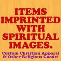 Items Imprinted With Spiritual Images