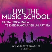 Live The Music School by Presto Vivace
