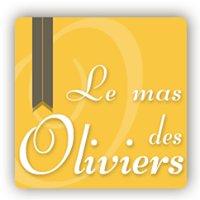 Le Mas des Oliviers à Saint Rémy de Provence