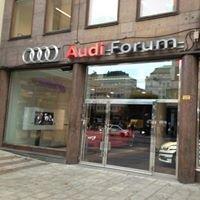Audi Forum, Hamngatan