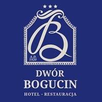"""Hotel- Restauracja """"Nowy Dwór Bogucin"""""""
