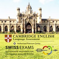 I teach for Cambridge English Exams