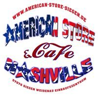 American Store Cafe Nashville Siegen