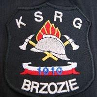Ochotnicza Straż Pożarna w Brzoziu