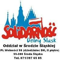 NSZZ Solidarność Oddział w Środzie Śląskiej