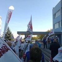 """NSZZ """"Solidarność"""" przy Cuiavia OSM w Inowrocławiu"""