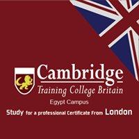Cambridge Training College Britain - Egypt Office