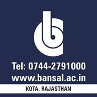 Bansal Classes Pvt Ltd, Kota