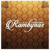 "Restoranas ""Rambynas"" +37044177055"