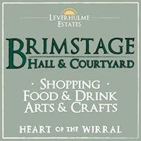 Brimstage Hall Courtyard