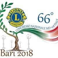 Distretto Lions 108Ab - Puglia