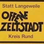 Offene Zeltstadt