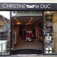 Christine Le Duc Den Bosch
