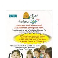 Busy beehive Pre school & after school