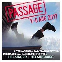 PASSAGE·Festival - international street theatre in Helsingør & Helsingborg