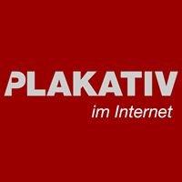 Plakativ im Internet mit online Marketing