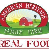 American Heritage Family Farm