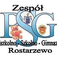 Zespół Przedszkolno Szkolno Gimnazjalny w Rostarzewie