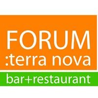 "Eventgastronomie ""Forum :terra nova 