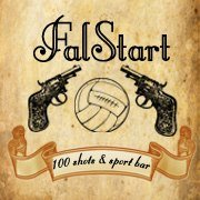 Falstart 100 Shots & Sport Bar