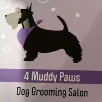 4 Muddy Paws