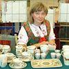 Alina Wypchło - Zdobienie porcelany wzorem opolskim