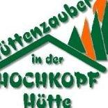 Hüttenzauber Hochkopfhütte