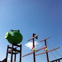 Angry Birds Puisto Oittaa
