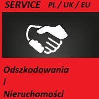 Service - Odszkodowania Roszczenia / Compensation Claim / PL / UK / EU