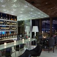 The Champagne bar at Mira Moon hotel