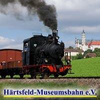 """Härtsfeld-Museumsbahn """"Schättere"""""""
