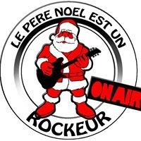 Le Père Noël est un Rockeur à Nancy