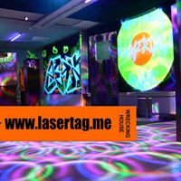 Lasertag.me Wrecking HOUSE