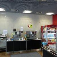 Cafeteria an der Hochschule Augsburg, Campus am Roten Tor