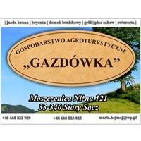 Gazdówka - Gospodarstwo Agroturystyczne w Moszczenicy