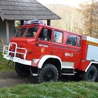 Ochotnicza Straż Pożarna w Cisnej