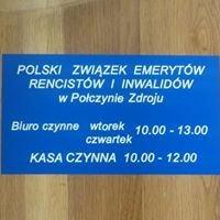 Polski  Związek Emerytów,Rencistów i Inwalidów w Połczynie-Zdroju
