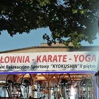 Karate Siłownia Joga Obiekt Rekreacyjno-Sportowy Kyokushin Głogów
