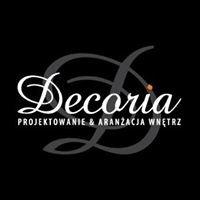 """""""DECORIA"""" Architektura wnętrz"""