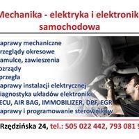 Elektro-Mechanika Samochodowa