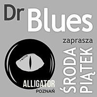 Dr Blues w każdą środę w Alligatorze